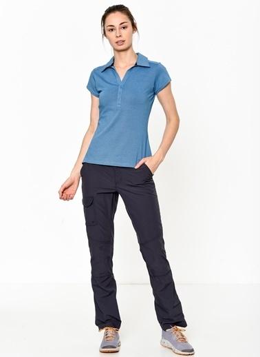 Columbia Polo Yaka Tişört Mavi